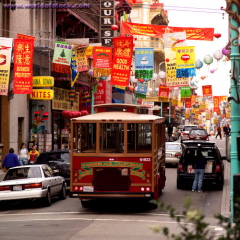 San Francisco Chinatown Evening Tour