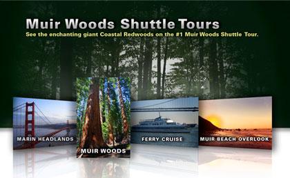 Muir Woods Shuttle