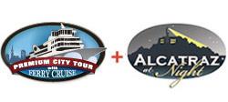 COMBO: Premium City plus Alcatraz Night