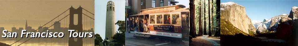 San Francisco Sightseeing Tours